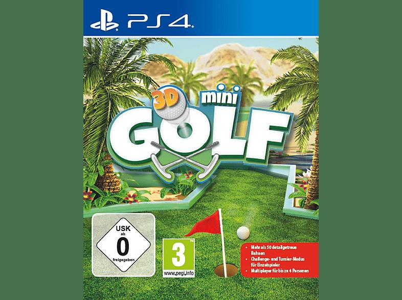 3D Mini Golf - [PlayStation 4] Produktbild