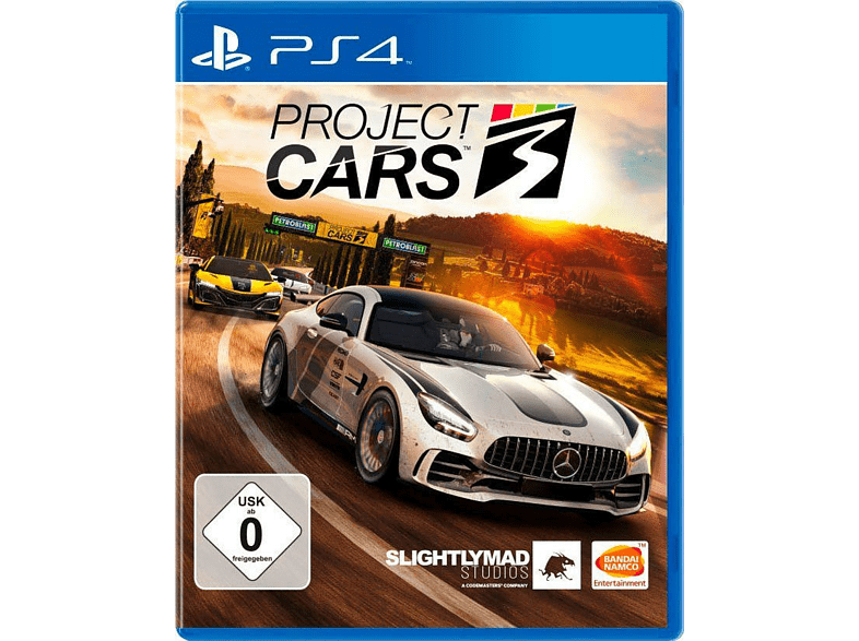 Project CARS 3 - [PlayStation 4] Produktbild