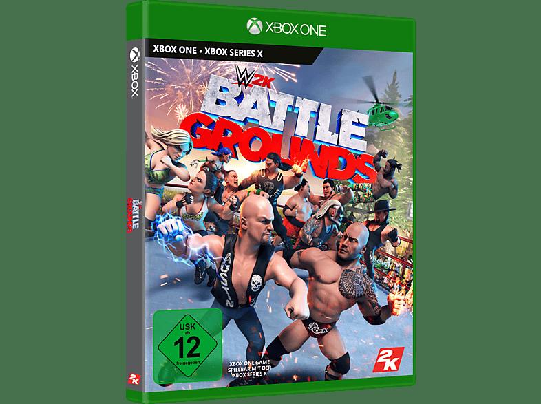 WWE 2K Battlegrounds - [Xbox One] Produktbild