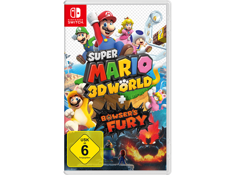 Super Mario 3D World + Bowser's Fury - [Nintendo Switch] Produktbild