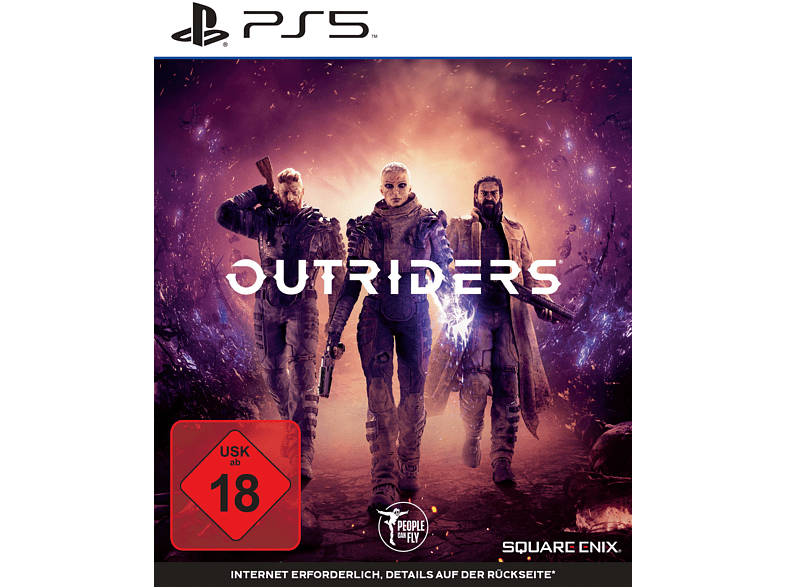 Outriders - [PlayStation 5] Produktbild