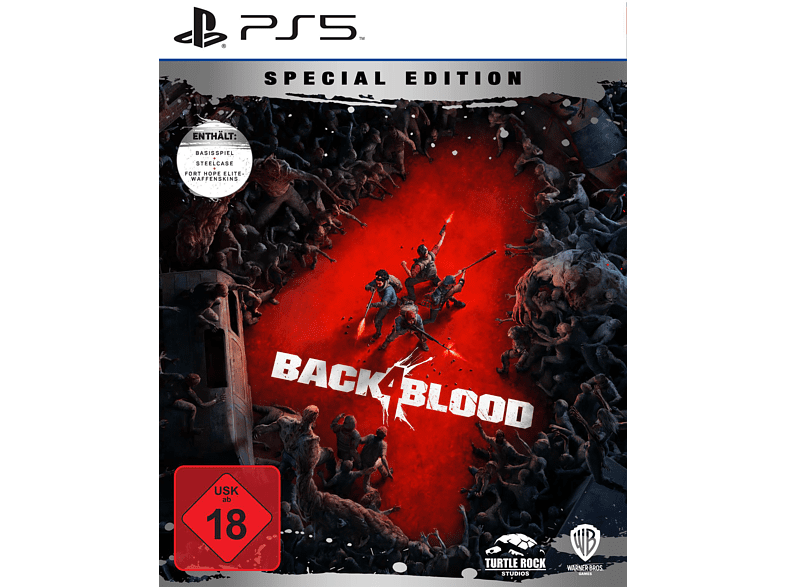 Back 4 Blood Special Edition - [PlayStation 5] Produktbild