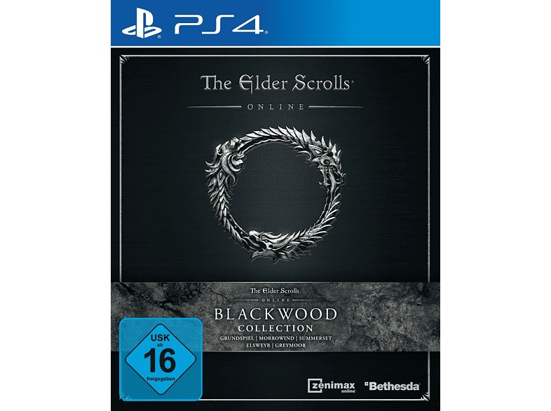 The Elder Scrolls Online Collection: Blackwood - [PlayStation 4] Produktbild