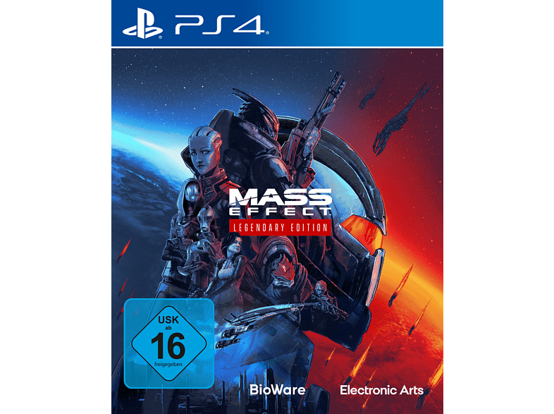 Mass Effect Legendary Edition - [PlayStation 4] Produktbild