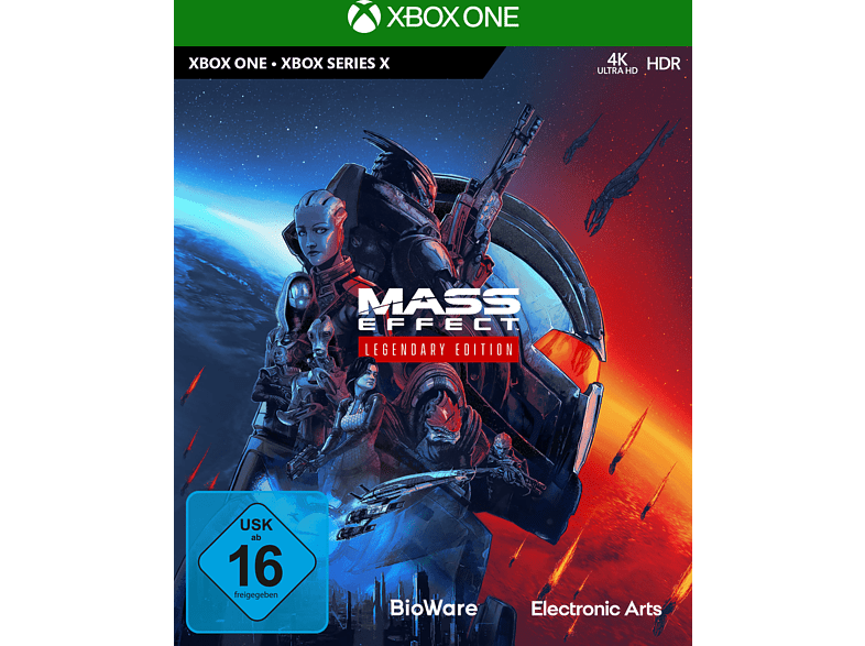 Mass Effect Legendary Edition - [Xbox One] Produktbild