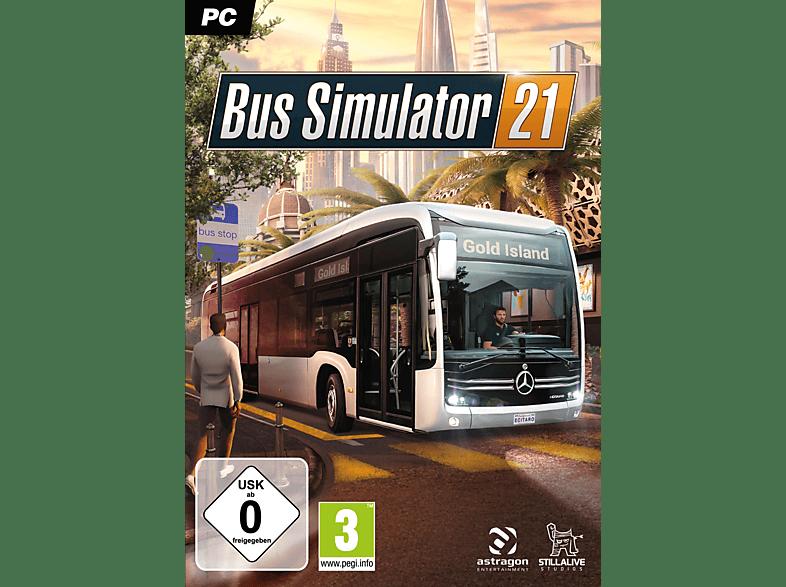 Bus Simulator 21 - [PC] Produktbild