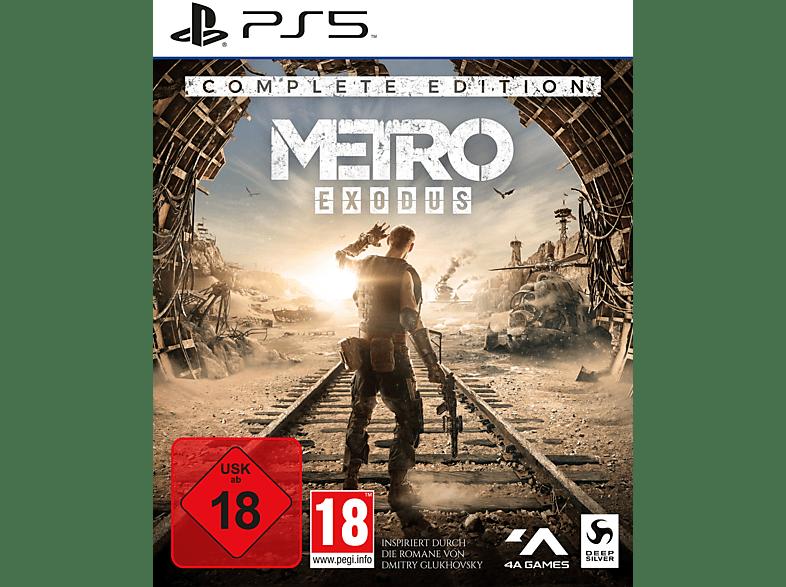 Metro Exodus Complete Edition - [PlayStation 5] Produktbild