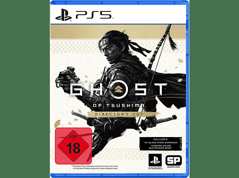 Ghost of Tsushima Director's Cut - [PlayStation 5] Produktbild