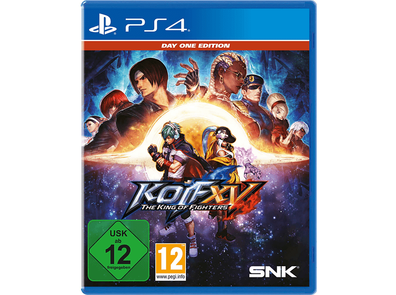 The King of Fighters XV Day One Edition - [PlayStation 4] Produktbild