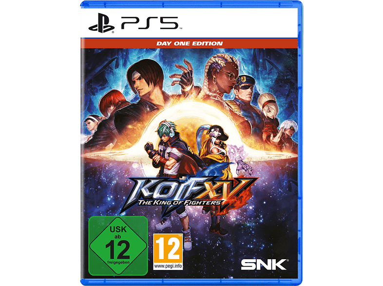 The King of Fighters XV Day One Edition - [PlayStation 5] Produktbild