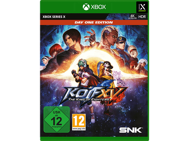 The King of Fighters XV Day One Edition - [Xbox Series X S] Produktbild