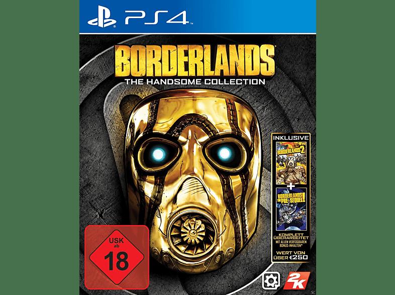 Borderlands: The Handsome Collection - [PlayStation 4] Produktbild