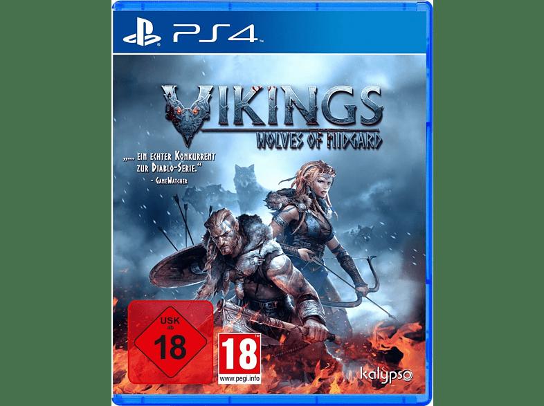 Vikings: Wolves of Midgard - [PlayStation 4] Produktbild