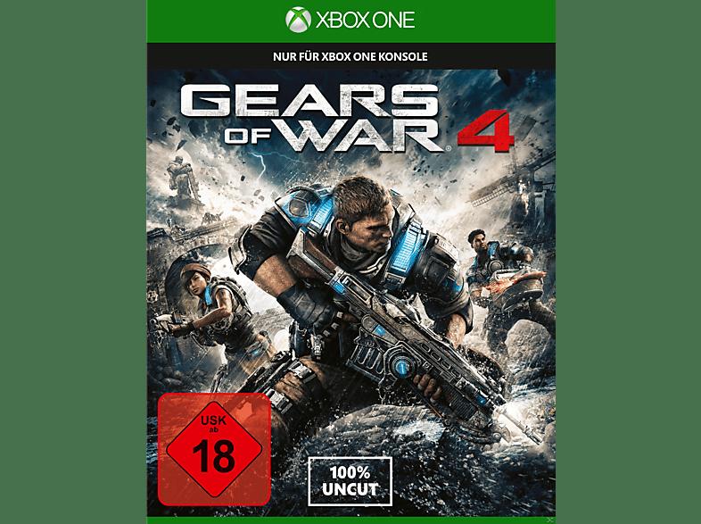 Gears of War 4 - [Xbox One] Produktbild