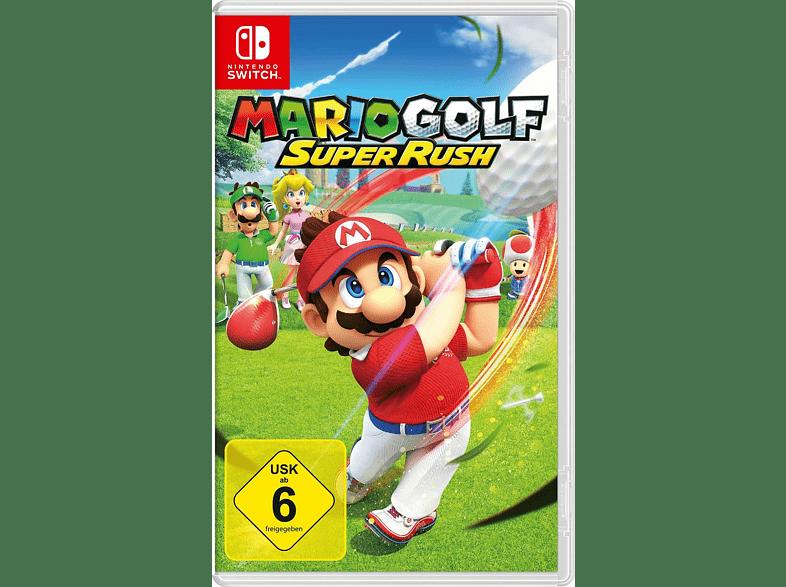 Mario Golf: Super Rush - [Nintendo Switch] Produktbild