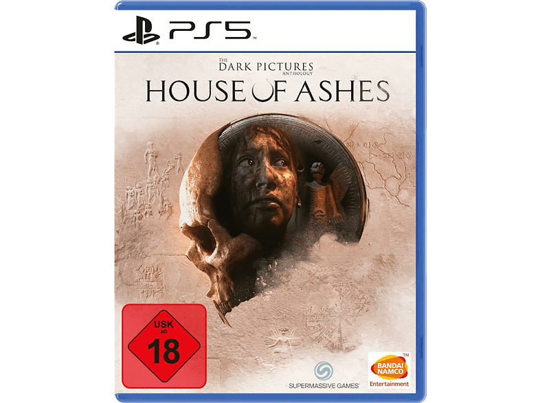 The Dark Pictures Anthology: House of Ashes - [PlayStation 5] Produktbild
