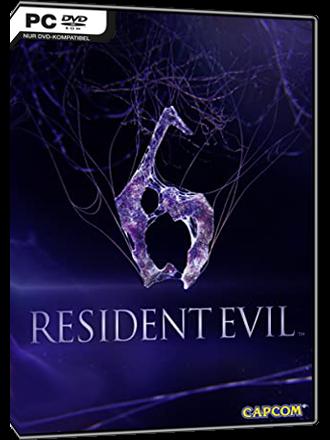 Resident Evil 6 - EU Key Produktbild