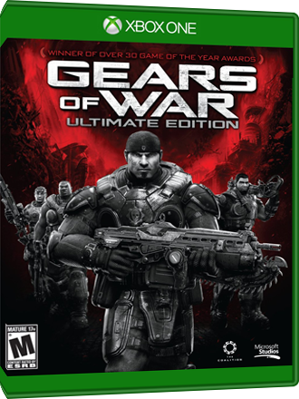 Gears of War Ultimate Edition - Xbox One Download Code Produktbild