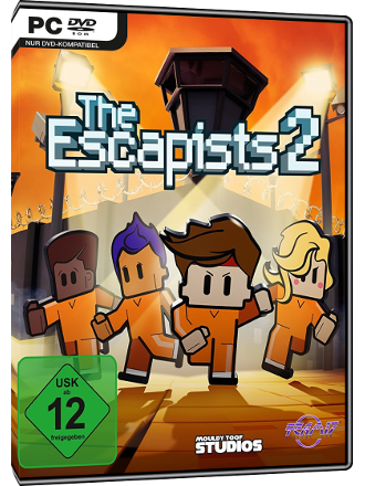The Escapists 2 Produktbild