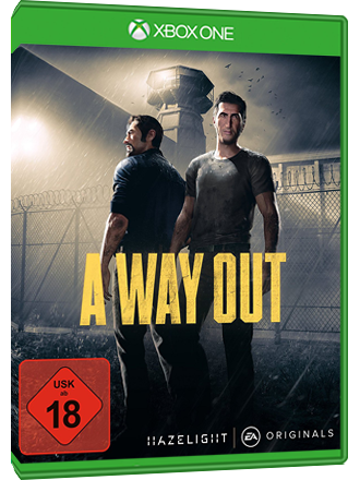 A Way Out - Xbox One Download Code Produktbild