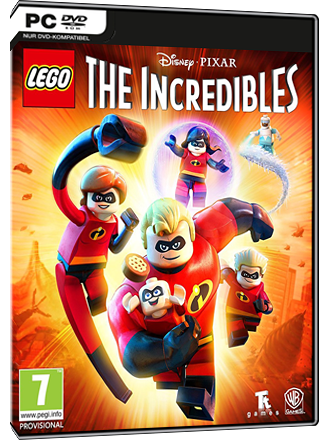LEGO The Incredibles Produktbild