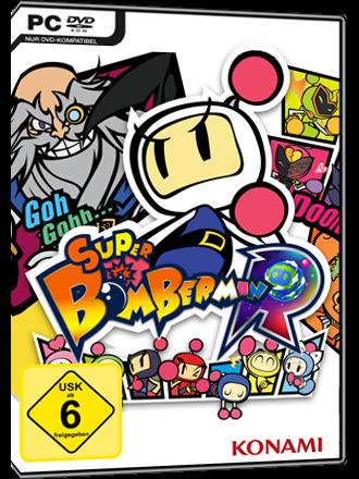Super Bomberman R Produktbild