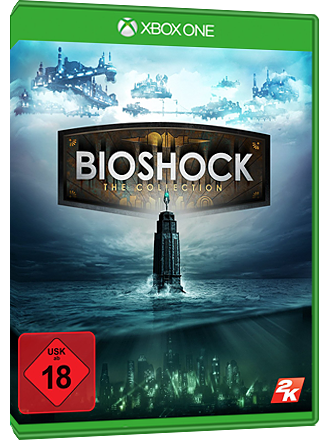 BioShock The Collection - Xbox One Download Code Produktbild