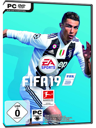 FIFA 19 Produktbild