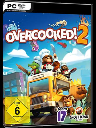 Overcooked 2 Produktbild
