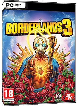 Borderlands 3 - Epic Games Store Key Produktbild