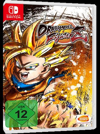 Dragon Ball FighterZ - Nintendo Switch Download Code Produktbild