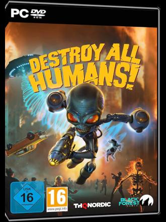 Destroy All Humans (2020) Produktbild