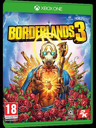 Borderlands 3 - Xbox One Download Code Produktbild