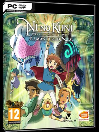 Ni No Kuni - Wrath of the White Witch Remastered Produktbild