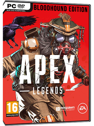 Apex Legends - Bloodhound Edition Produktbild