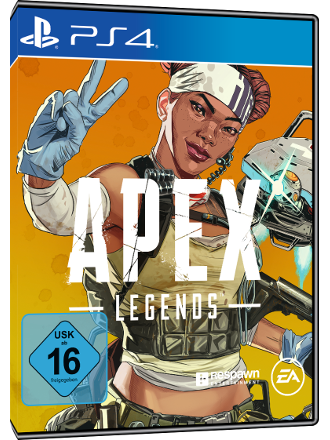 Apex Legends - Lifeline Edition (PS4 Download Code) Produktbild