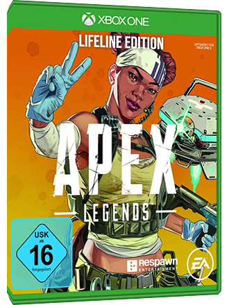 Apex Legends - Lifeline Edition (Xbox One Download Code) Produktbild