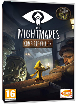 Little Nightmares - Complete Edition Produktbild
