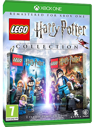 LEGO Harry Potter Collection - Xbox One Download Code Produktbild
