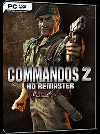 Commandos 2 HD Remaster Produktbild