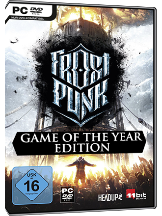 Frostpunk - Game of the Year Edition Produktbild