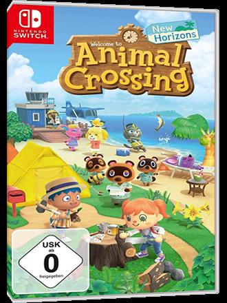 Animal Crossing New Horizons - Nintendo Switch Download Code Produktbild