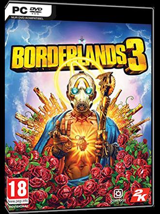 Borderlands 3 - Steam Key Produktbild