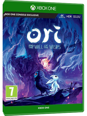 Ori and the Will of the Wisps - Xbox One Download Code Produktbild