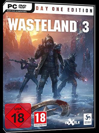 Wasteland 3 - Day One Edition Produktbild
