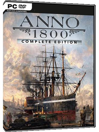 Anno 1800 - Königsedition (Complete Edition) Produktbild