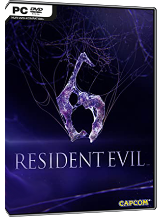 Resident Evil 6 Produktbild