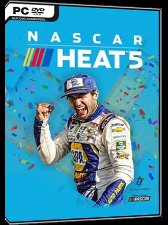 NASCAR Heat 5 Produktbild
