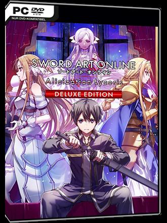 Sword Art Online - Alicization Lycoris (Deluxe Edition) Produktbild
