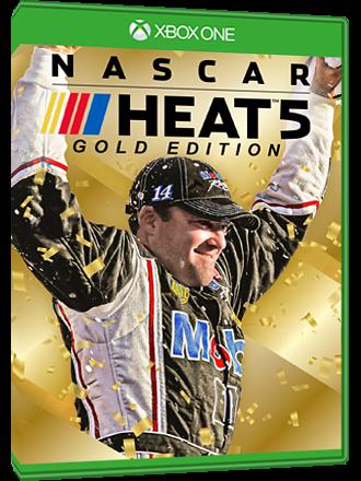 NASCAR Heat 5 - Gold Edition (Xbox One Download Code) - EU Key Produktbild